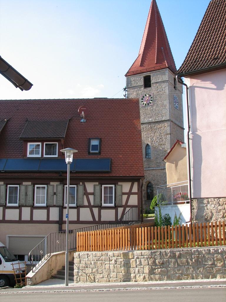 Kirche Finsterlohr